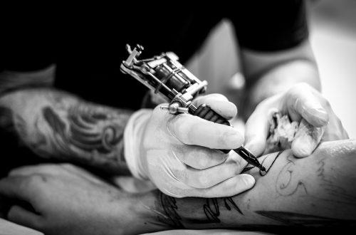 Европейский рынок пигментов и оборудования для татуажа